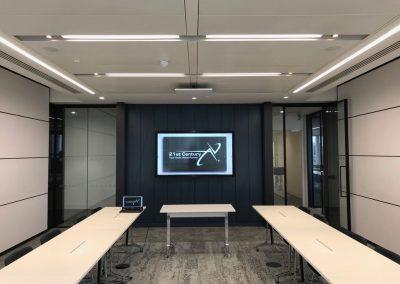 ISG UK Academy AV System Integration London