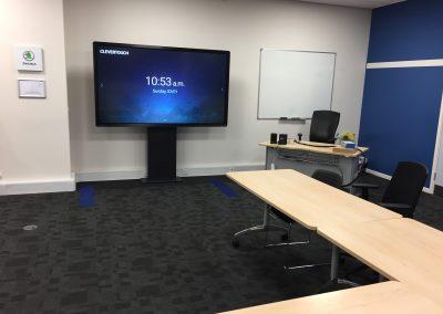 Volkswagen National Learning Centre AV System Partner