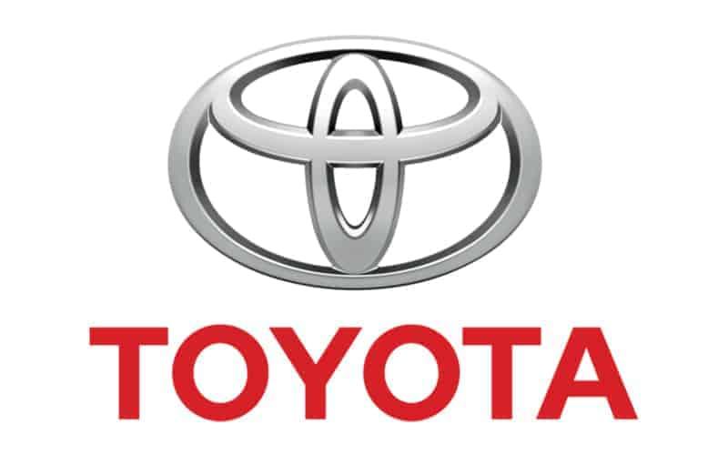 UK Audio Visual Experts Toyota Logo