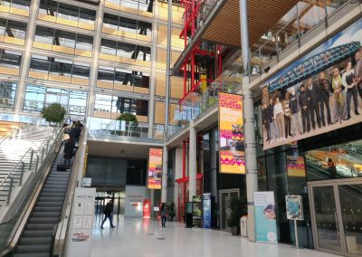 LED Banners Case Study