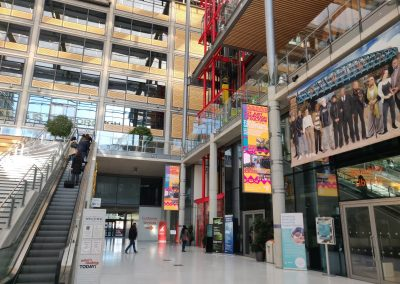 Brent Council LED Banners