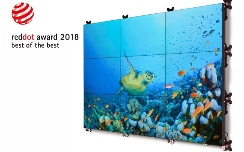 Barco Unisee LED Video Wall Supplier London