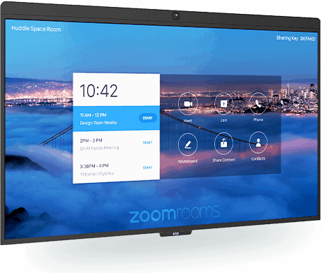 DTEN interactive touchscreen display Zoom London Installer UK