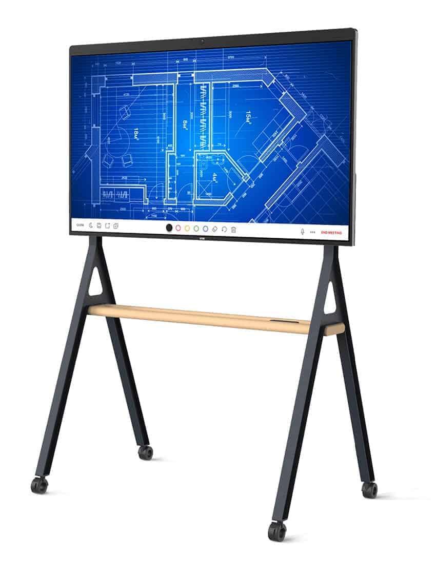 DTEN interactive touchscreen display