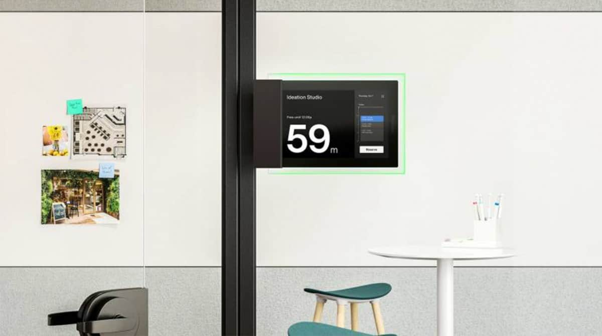 Steelcase RoomWizard Room Booking System London