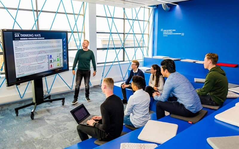 ctouch interactive display supplier london