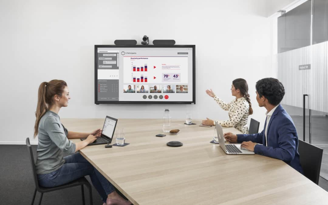 Can Webcams Connect To ClickShare? We Tell You Everything